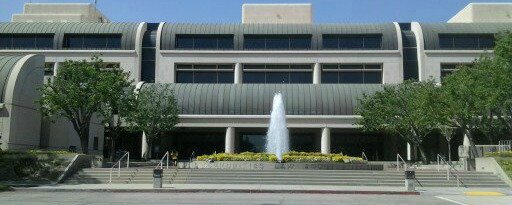California Process Servers Court House Image